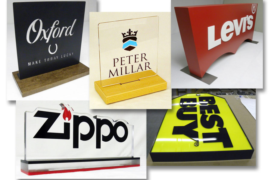 Signs / Branding Icons / Navigational Products